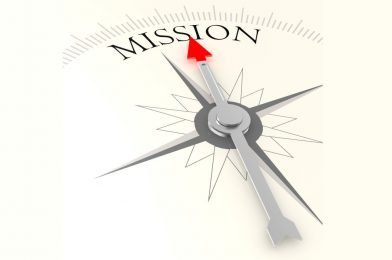On Mission in a New Direction
