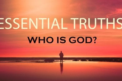 Who Is God? A Short Series in the Psalms (2021)