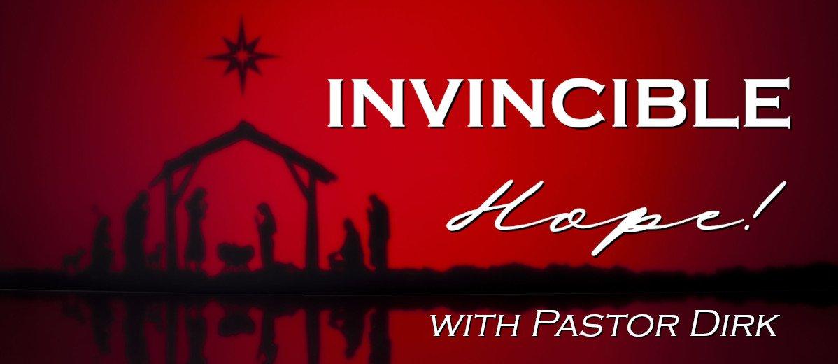 Invincible Hope Image
