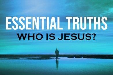 Who Is Jesus? A Short Series in the Gospel of John (2021)