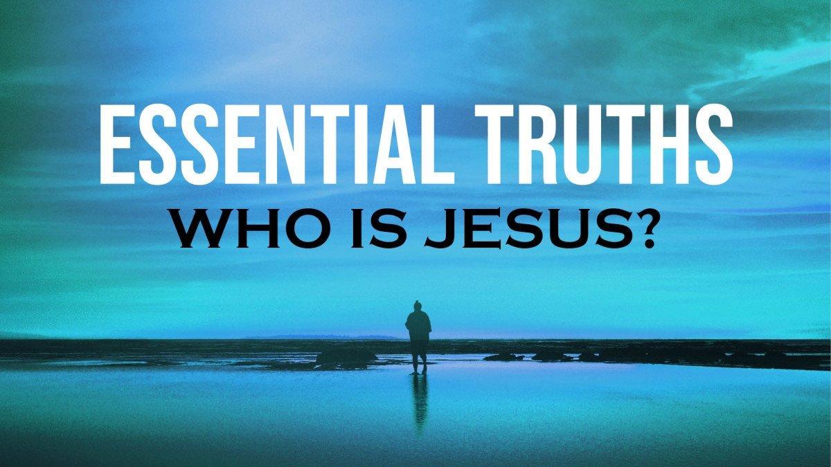 who is jesus 2021 logo